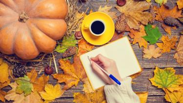 Secondary English resources inspired by autumn