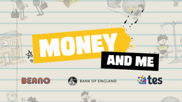 Primary 'Money and Me' resources