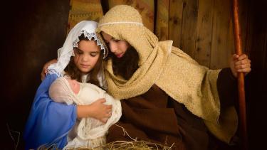 Subject Genius, Linda Gray, The primary nativity play