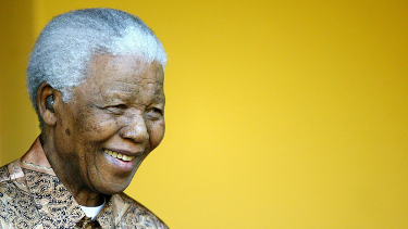 Remembering Nelson Mandela, teaching resources and ideas