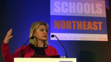 justine greening, dfe, grammar schools, theresa may