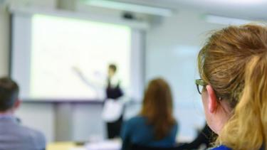 Teacher recruitment crisis
