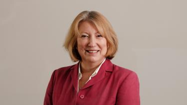 Lorna Fitzjohn, Ofsted Regional Director, West Midlands