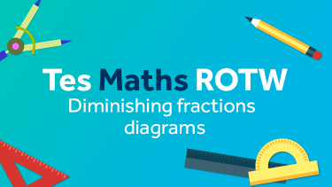 fractions, fractions diagrams, equivalent fractions, infinite sums, area geometrical properties of shapes, ratio
