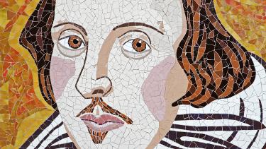Shakespeare mural, Shakespeare week resources
