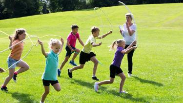 How to structure PE lessons