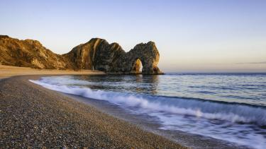 Durdle Door in the South West of England