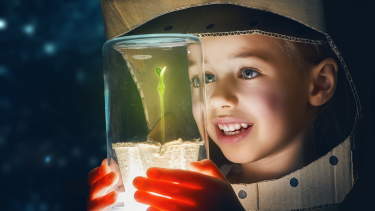 Scientific explorations for EYFS