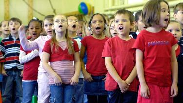 Subject Genius, Florentina Popescu, French singing assemblies: how children can hit the high notes with these top tips