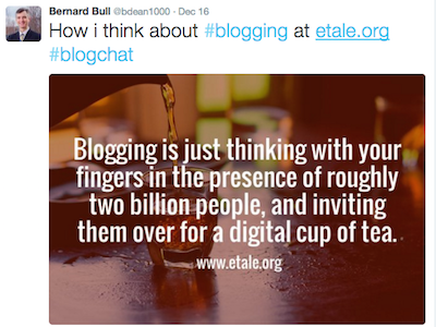 5 Reasons Why Every Educator Should Start A Blog