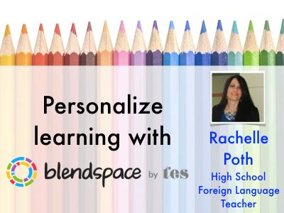 Personalize Learning with Blendspace