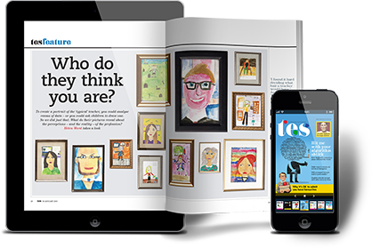Subscribe to Tes Magazine