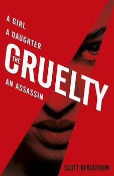 the cruelty, scott bergstrom, young adult, ya, walker books, book review, spies