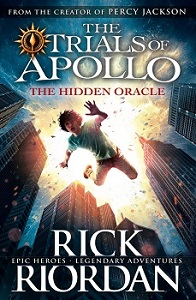 the trials of apollo, rick riordan, book review