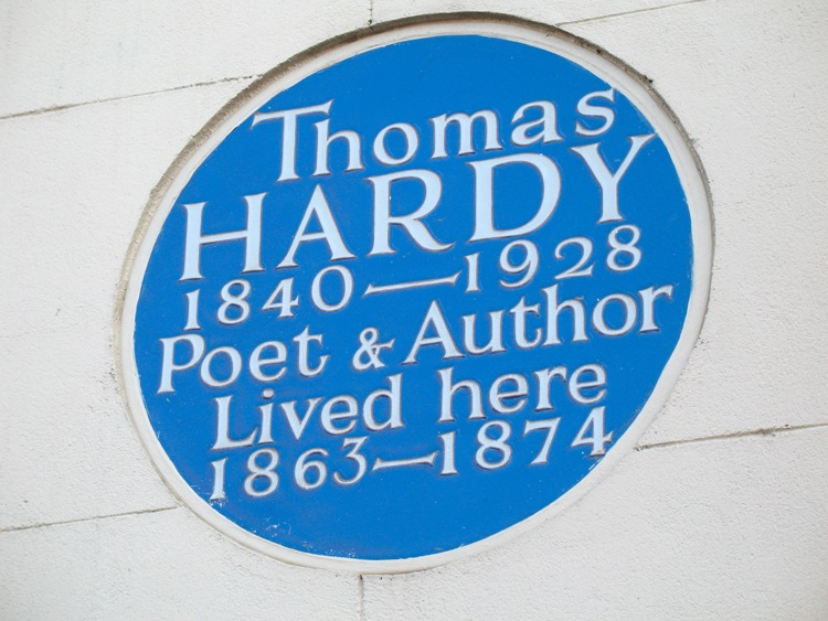 Subject Genius, Robert Frost, Thomas Hardy and his 'Woman much missed'