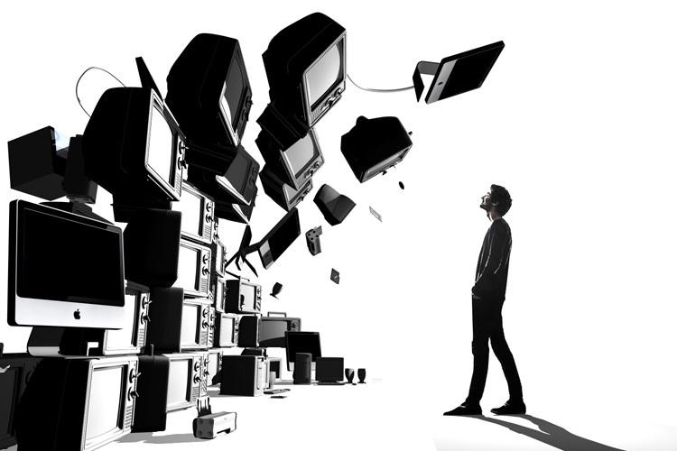 Subject Genius, Paul Woodward, Technology push
