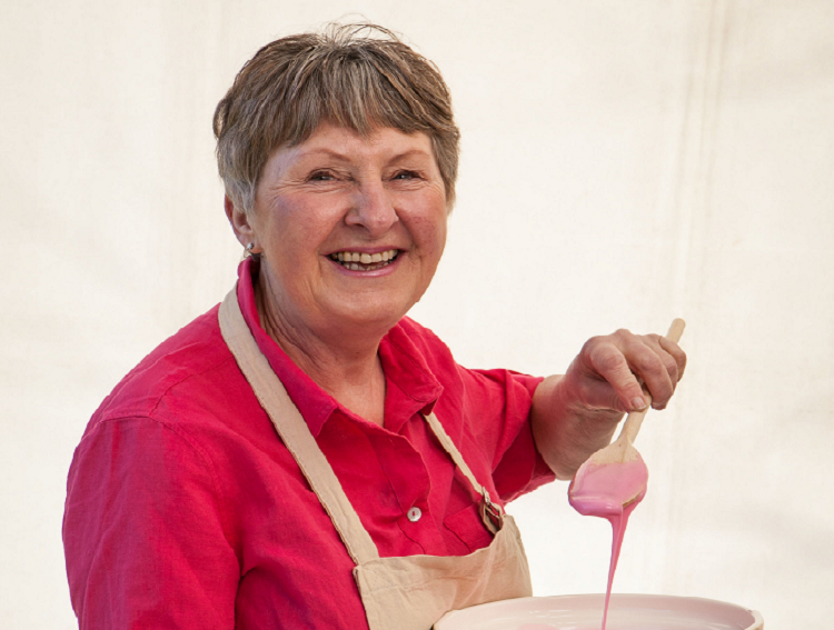 Val on GBBO 2016