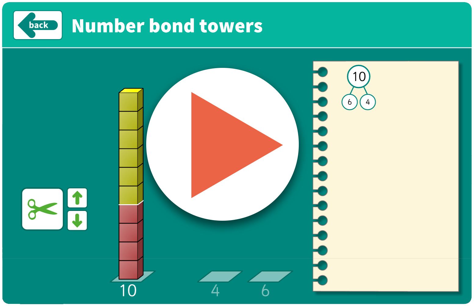 Adding Game - Number Bonds To 50 - HelpingWithMath.com