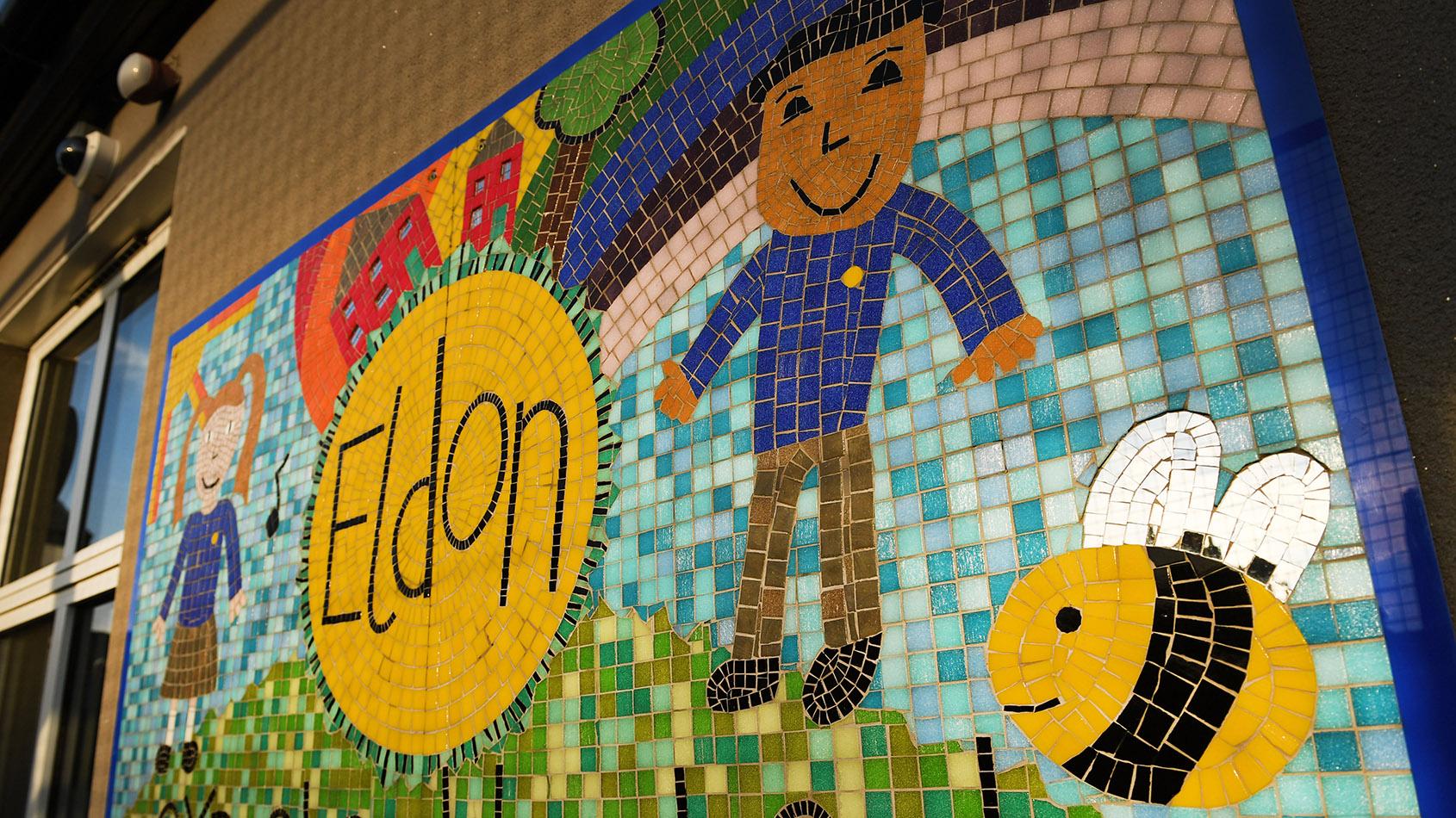 eldon primary, preston