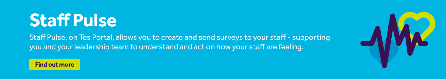 Staff Pulse - a staff survey for schools