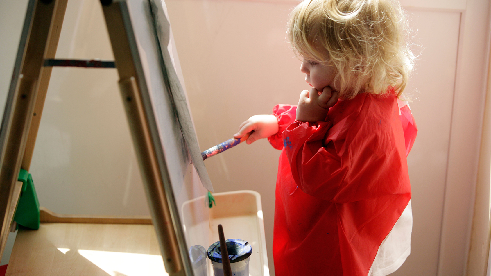 early years painting