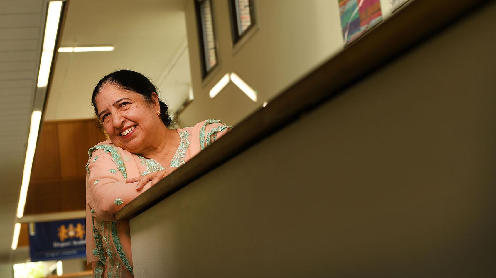 Profile: First female Muslim secondary head in UK | Tes
