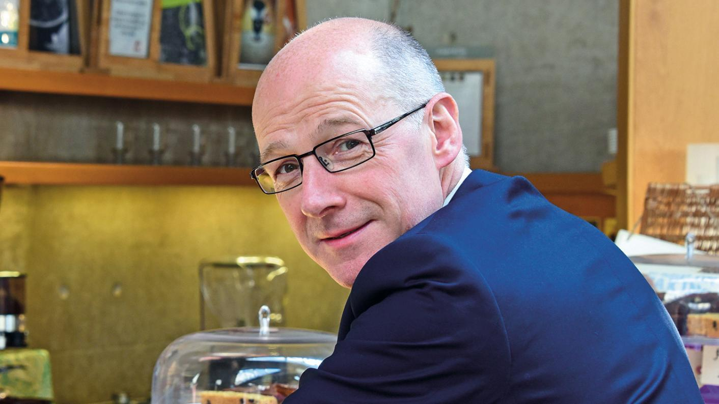 John Swinney to addtress Scottish Learning Festival ahead of crucial vote