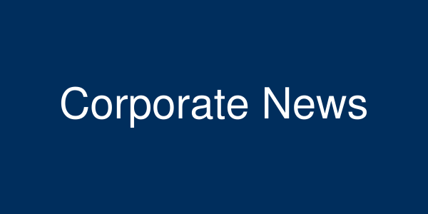 Corporate News placeholder image