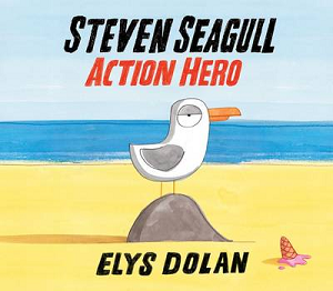 steven seagull action hero, class book review, elys dolan