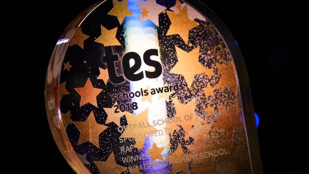 Tes Schools Awards 2018: The nominees revealed | Tes