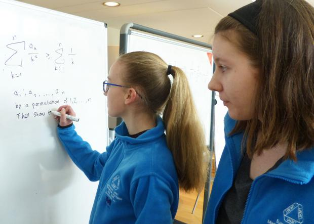 How to inspire girls to do well in maths | Tes News