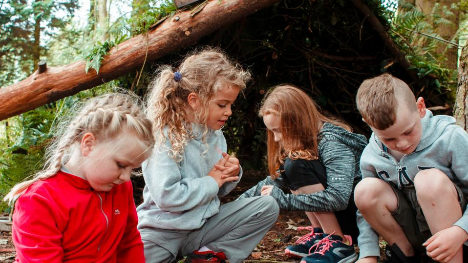 How do we give teachers the confidence to head outdoors?