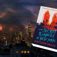Tes class book review: The Secret Runners of New York by Matthew Reilly