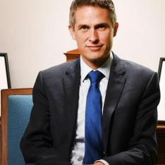 Always a Tory: Gavin Williamson at his 'star-studded' 6th form