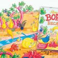 How the Borks Became, by Jonathan Emmett, features rainbow dung on most pages
