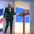 Theresa May showed some good self-deprecating humour at the start of her annual address to the Conservative Party conference