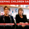 Labour MPs Emma Hardy and Jess Phillips have made a video raising awareness about new safeguarding guidance