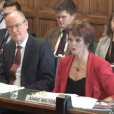 Ministers Nick Gibb and Anne Milton appear before the Commons Education Select Committee