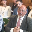 Children and families minister Nadhim Zahawi says it would be 'terrible' to end Opportunity Areas programme