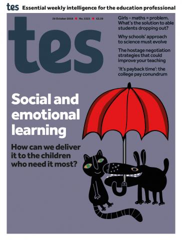 Tes - 26 October 2018 cover image