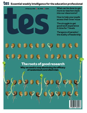 Tes issue 15 February 2019
