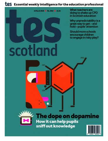 Tes Scotland issue 15 March 2019