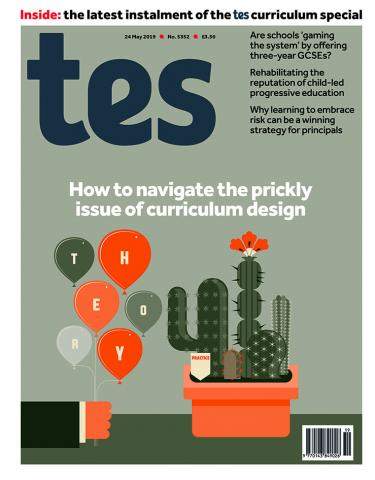 Tes issue 24 May 2019
