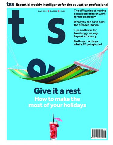 Tes issue 5 July 2019