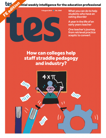 Tes FE issue 9 August 2019
