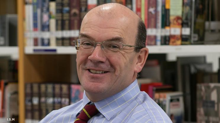 Stuart Burns has been appointed chief executive of the David Ross Education Trust
