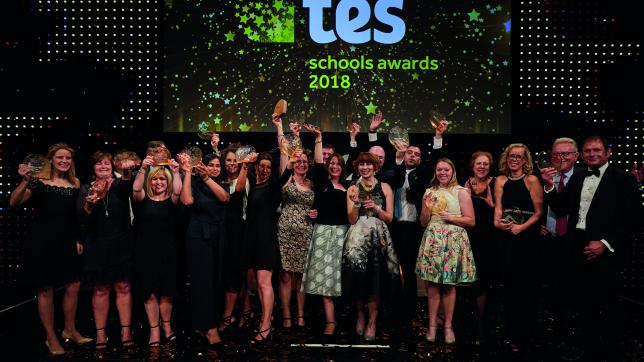 Tes Awards: The shortlist