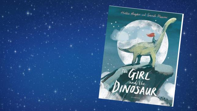 Class book review: The Girl and the Dinosaur by Hollie Hughes