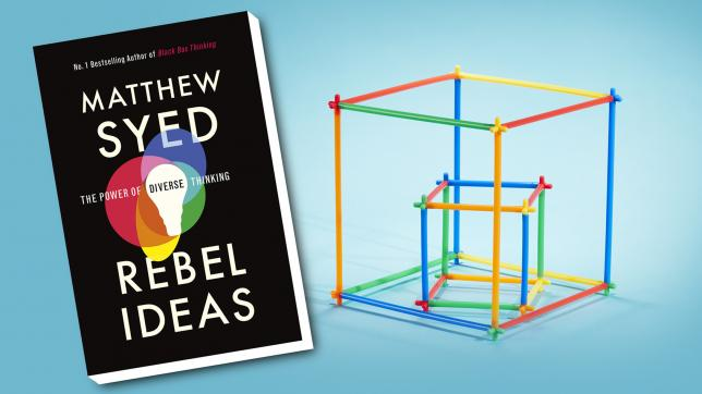 Rebel Ideas, by Matthew Syed