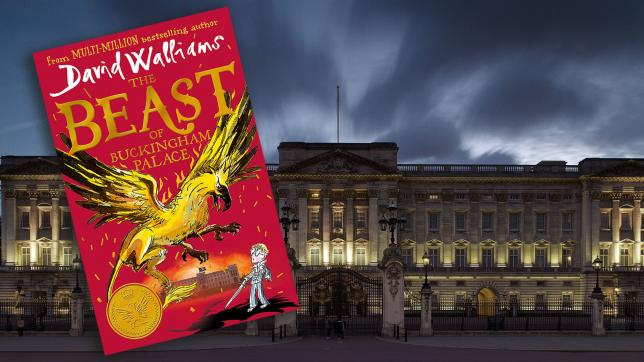Class book review: The Beast of Buckingham Palace